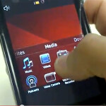 Don't miss this video of a new storm-BlackBerry Storm 3, that is
