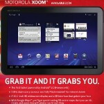 Motorola XOOM to cost $599.99 on contract, will be upgradeable to LTE in Q2 of 2011