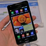 Samsung Galaxy S II supports HDMI-out, after all, and can have live TV streamed to it