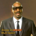 MetroPCS quadruples the Gs in its latest ad featuring Snoop Dogg, Ted Williams