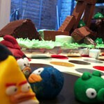 Angry Birds fun for your birthday