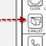 Apple 'E-Wallet' icon spied on U.S. patent awards