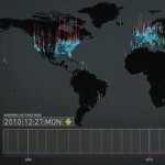 Android's Crusade visualized on a video timeline, it's beautiful