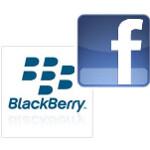 Screenshots of Facebook 2.0 for BlackBerry leaked