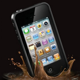 LifeProof $69 case claims to be the slimmest waterproof protection for your iPhone 4