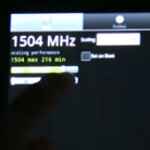 Motorola XOOM is overclocked to 1.5GHz; watch the results on video