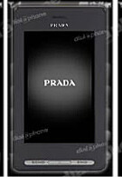 First Photos of LG Prada phone