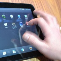 HP says the UI design of the BB PlayBook too similar to that of the TouchPad, RIM answers that's nonsense