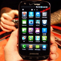 Samsung Stealth V pays a visit to the FCC, is the phone known as Samsung 4G LTE smartphone