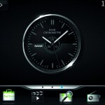 Saab is developing an Android-powered dash interface