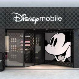 Disney Mobile opens a retail front in Japan for their Android devices