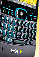 Sprint PCS finally announces Motorola Q