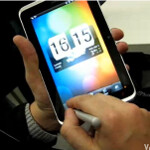 Video takes a look at the HTC Flyer