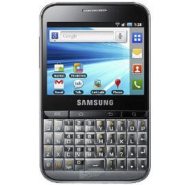 Samsung GALAXY Pro announced, a BlackBerry-esque candybar phone