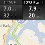 Traffic avoidance feature is added to Google Maps Navigation