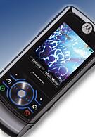 Motorola Z6 – multimedia stylish slider on Linux