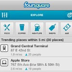 Foursquare gets major upgrade tonight for iOS and Android to version 3.0