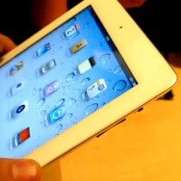 Video taken with the iPad 2 appears online