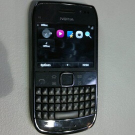 Nokia E6-00 images leaked again, set to run the updated Symbian^3 OS