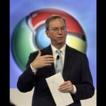 Google CEO Eric Schmidt might be the next U.S. Commerce Secretary