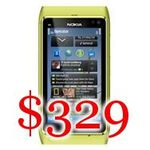 $329 Nokia N8 bargain expires in 4 days