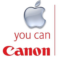 Apple teaming up with Canon for an upcoming product/service?