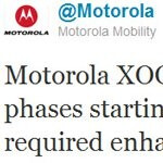 Motorola XOOM update that prepares for Flash 10.2 support is beginning to roll out