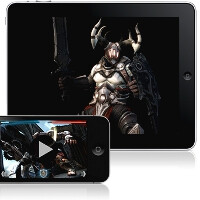 Infinity Blade gets updated for the iPad 2, to give the dual-core chipset a run for its money