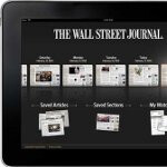 Wall Street Journal claims 200,000 subscribers via tablets