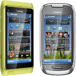 Some Nokia N8/C7 phones plagued by display problems