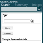 New Wikipedia7 app brings exclusive features to Windows Phone 7