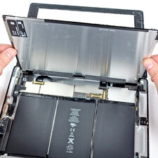 iPad 2 receives 4 out of 10 in repairability, 512MB RAM confirmed, 25% slimmer display package