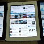 Apple iPad 2 Web Browsing Comparison