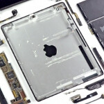 32GB iPad 2 parts cost around $327, the screen eats more than a third of that