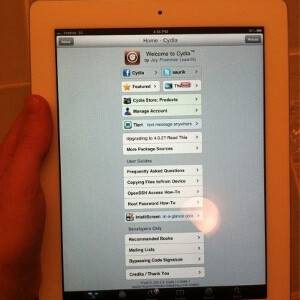 iPad 2 gets jailbroken, public release looming closer