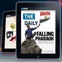 'The Daily' iPad newspaper gets a one-month review