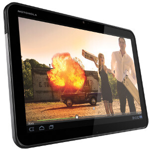 Wi-Fi-only Motorola XOOM now official, coming Mar 27th for $599