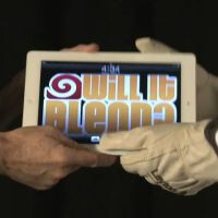 iPad 2 featured on 'Will it Blend?', as fanboys look on in horror