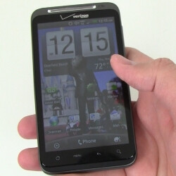 HTC ThunderBolt unboxing and hands-on