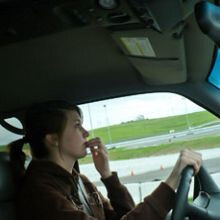 Indiana's ban on teenage drivers using cellphones shows significant results