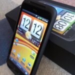 HTC Incredible S Unboxing