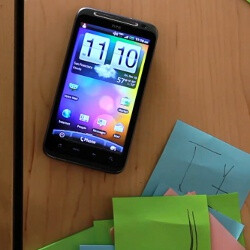 Go behind the scenes in the making of HTC ThunderBolt in this video