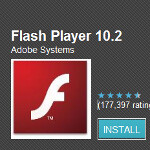 Adobe Flash Player 10.2 now in Android Market for Froyo and higher
