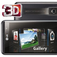 AT&T steps into the third dimension - the LG Thrill 4G 3D-enabled smartphone announced