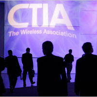 Today's CTIA schedule