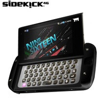 T-Mobile Sidekick 4G returns carrying a $99 price tag on an unlimited data contract
