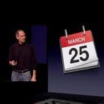 iPad 2 expected to go global this Friday