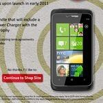 Virtually free HTC 7 Trophy for Microsoft employees, courtesy of Verizon