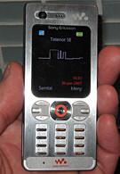 Sony Ericsson's future line including W610, W880 and K550