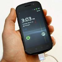 Nexus S 4G Hands-on